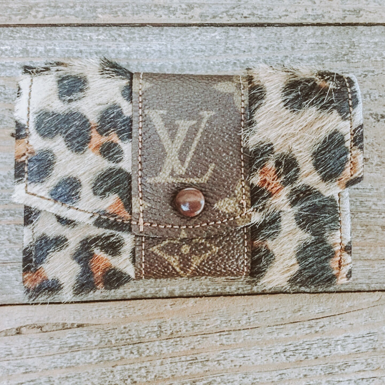 Cheetah Girl Wallet