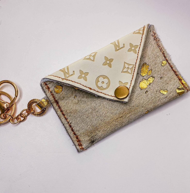 Cow Pie Louis Vuitton Cardholder