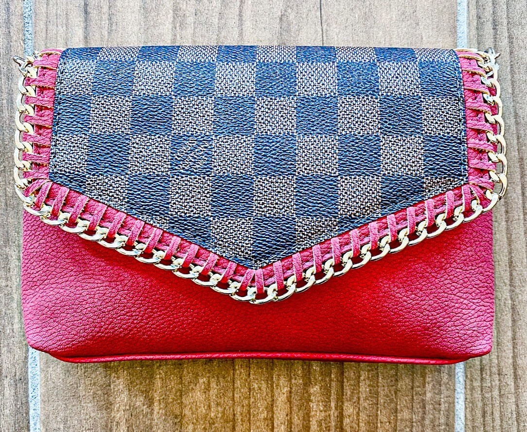 Louis Vuitton Checkered Crossbody