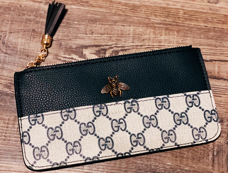 Gucci Bee XL Wallet