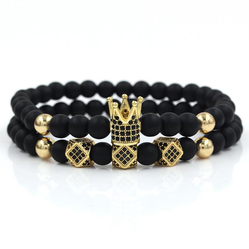 Bracelet Krone Gold