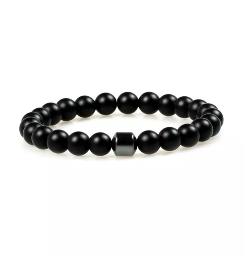 Bracelet Herren Black