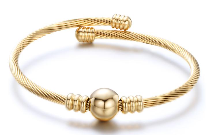 Bracelet Damen - Bullet - Gold