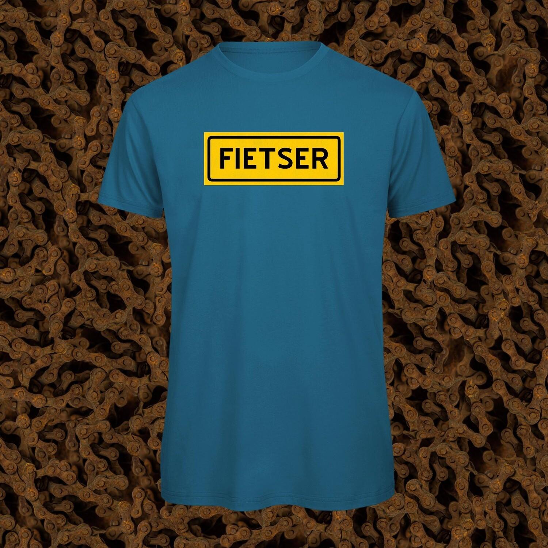 Fietser, Radfahrer T-Shirt