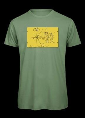 Pioneer mit Fahrrad, T-Shirt