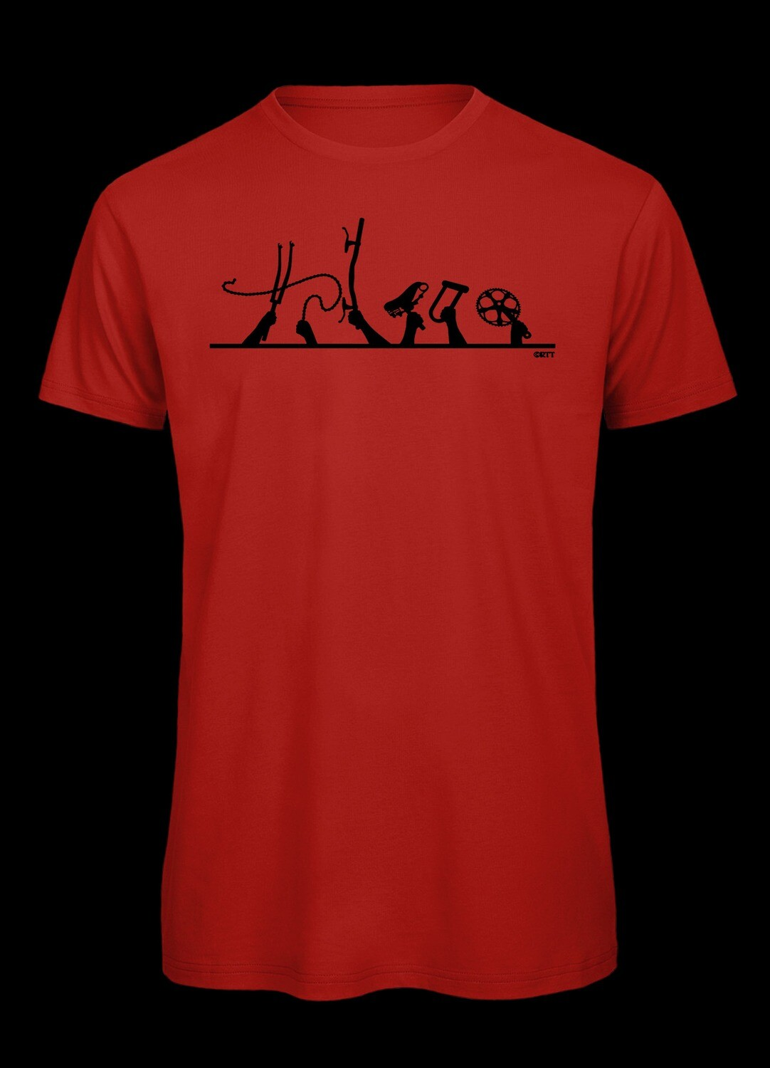 Critical Mass T-Shirt for cyclists