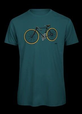 Fahrrad TShirt Retro Rennrad