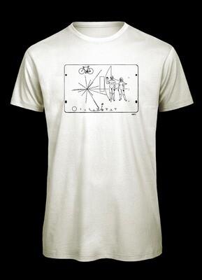 Pioneer with Bike, Shirt