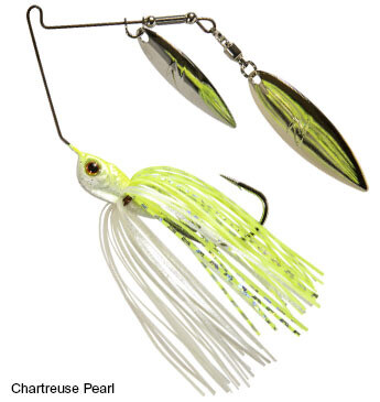 Z-Man Sling Bladez Power Finesse Double Willow