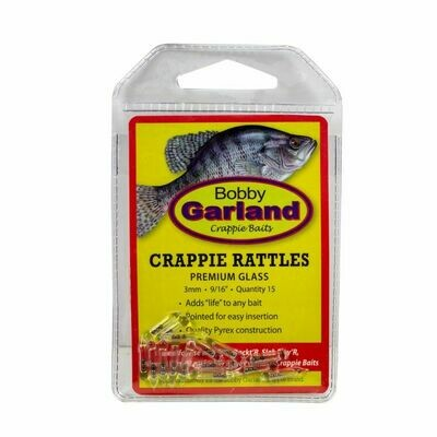 Bobby Garland Crappie Rattles
