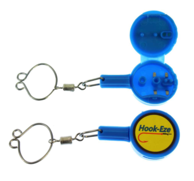 Hook-Eze Knot Tying Tool Blue 2pk