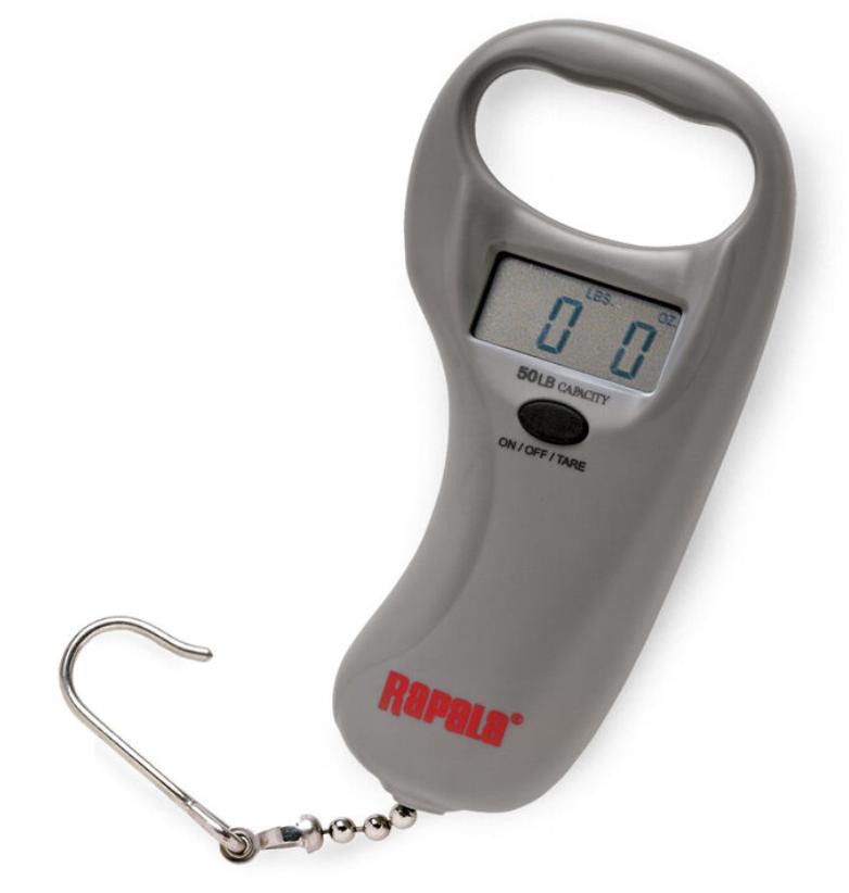 Rapala Sportsman's Scale Digital 50 lb