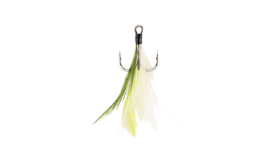 Berkley Fusion Feathered Trailer Hooks