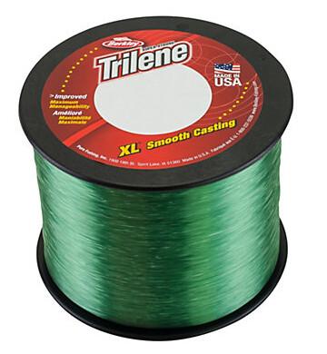 Berkley Trilene XL Low-Vis Green