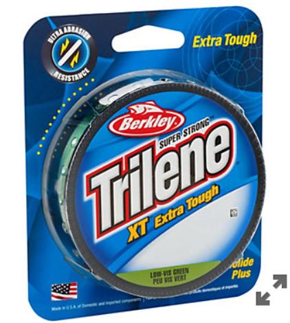 Berkley Trilene XT Clear