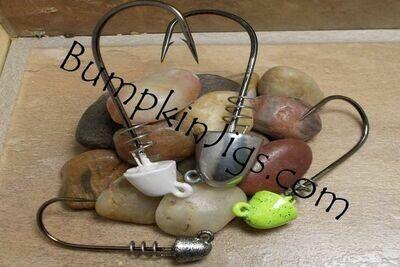 Bobcat Bumpkin Swimbait Head - NEW
