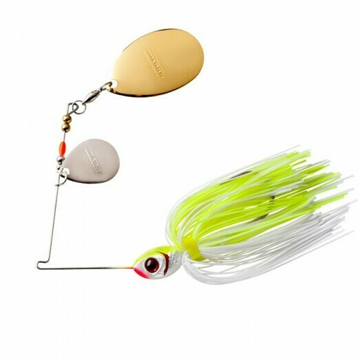 Booyah Blade Tandem Colorado Indiana Spinnerbait