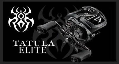 Daiwa Tatula Elite Baitcast Reel