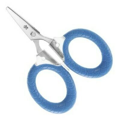 """Cuda 3"""" Titanium Bonded Micro Scissors"""
