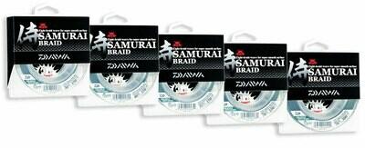Daiwa Samurai Braid Green