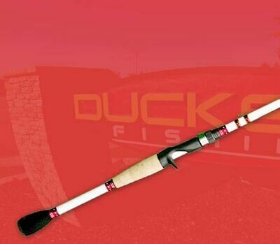 Duckett Micro Magic Crankbait Casting Rod