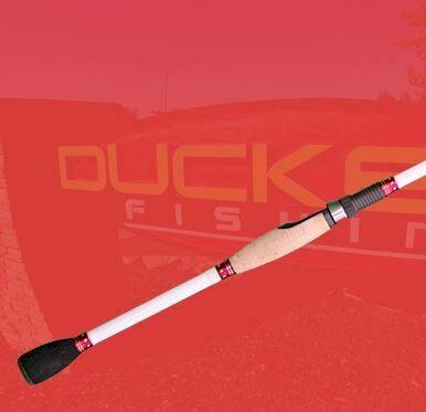 Duckett Micro Magic Spinning Rods