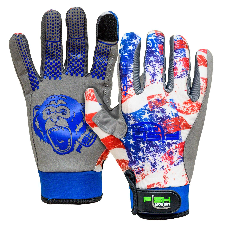 Fish Monkey Free Style Custom Fit Glove