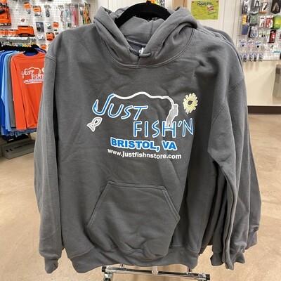 Just Fish'n Hoodie