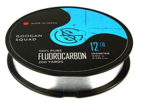 Googan Squad 100% Fluorocarbon