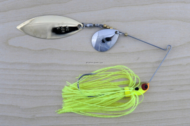 Hawg Caller Colorado/Willow Spinnerbait