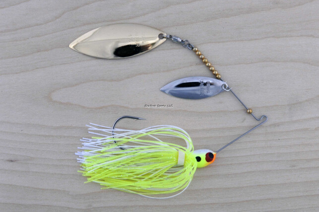 Hawg Caller Double Willow Spinnerbait