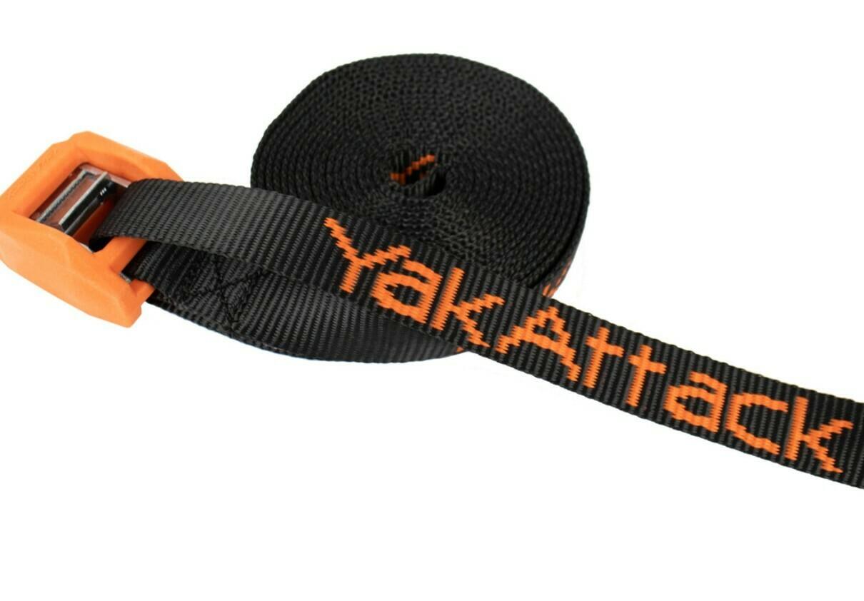YakAttack Logo Cam Straps 12'