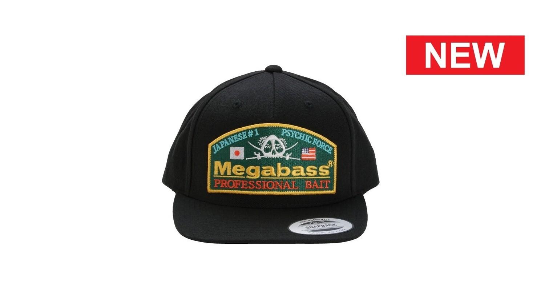 Megabass Psychic Snapback Hat
