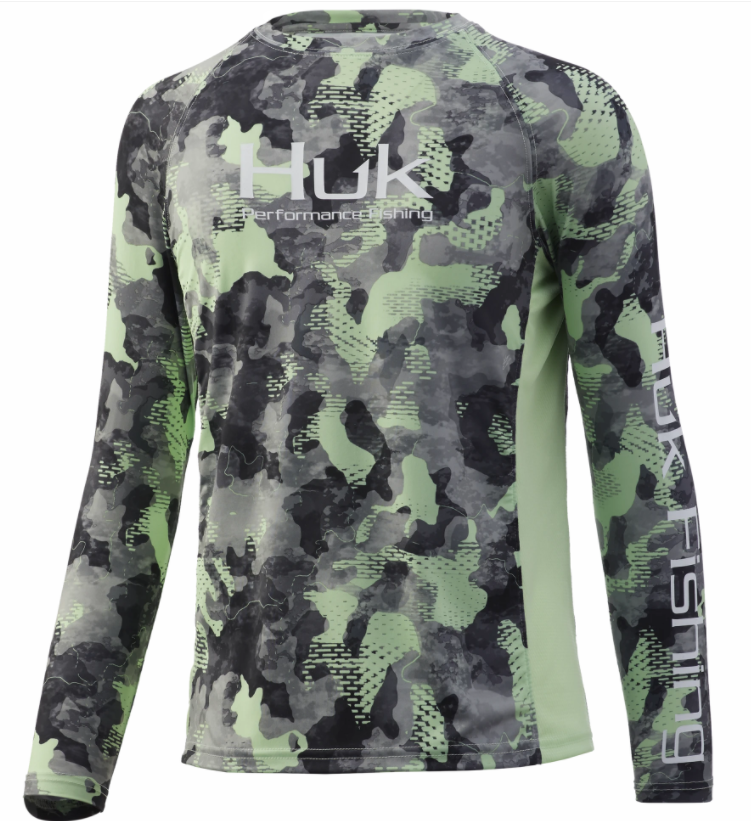Youth Huk Refraction Pursuit LS