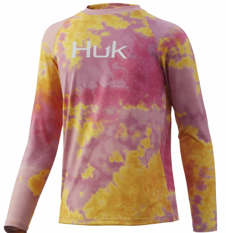 Youth HUK Tie Dye Pursuit