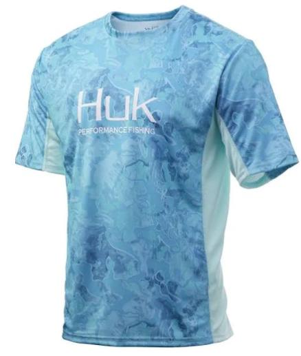 Huk Icon X Camo SS Tee