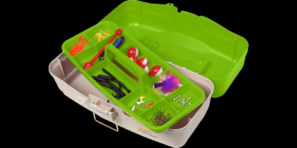 Plano Tackle Kits Lets Fish 1-Tray Box