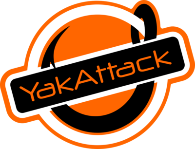 YakAttack Get Hooked Decal