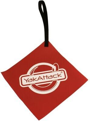 YakAttack Hooked Logo Tow Flag