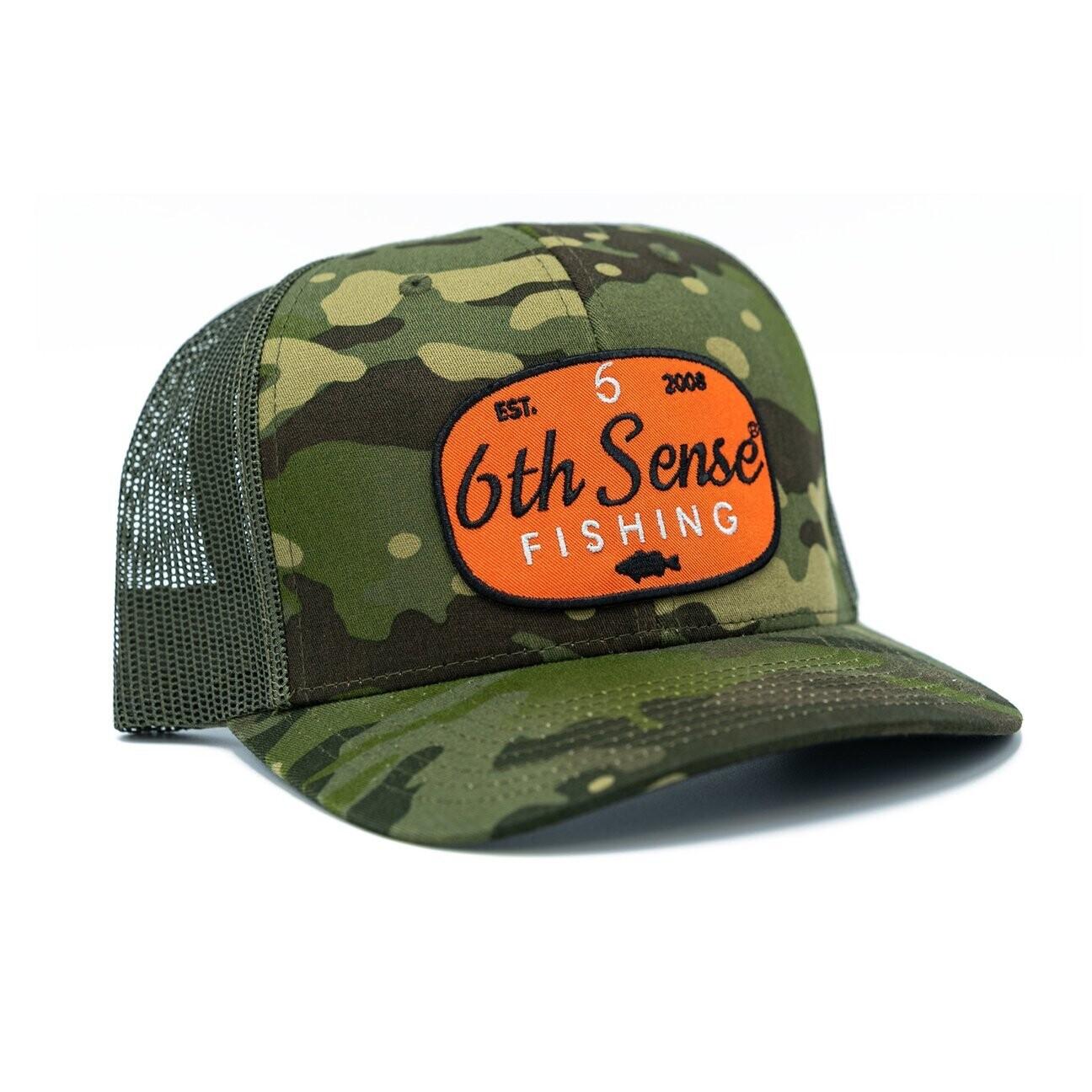 6th Sense  Snapback Hat