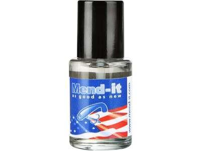 Mend-It! Soft Bait Glue 1/2 oz Glass Bottle