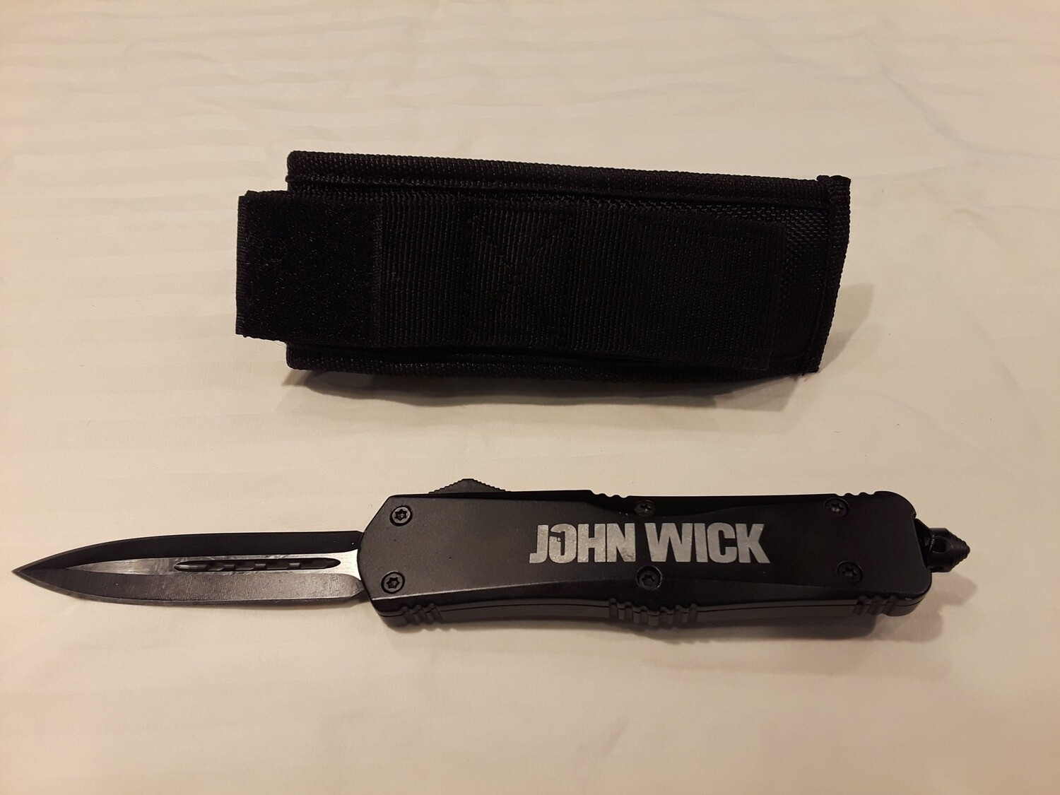 ATOMIC DOUBLE EDGE (JOHN WICK) LIFETIME WARRANTY