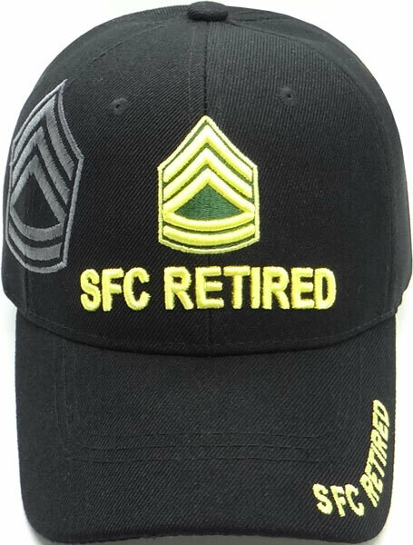 SFC RETIRED
