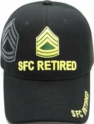 SFC RETIRED