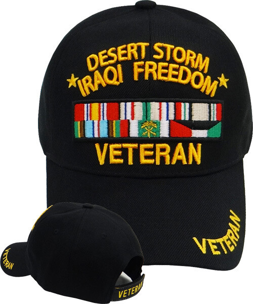 DESERT STORM/IRAQI FREEDOM