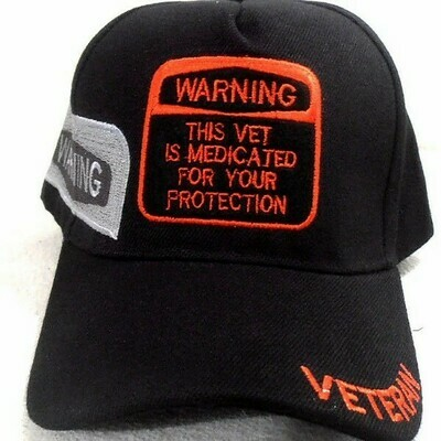 MEDICATED VETERAN