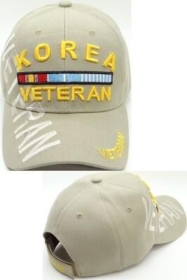 KOREA VETERAN (tan)