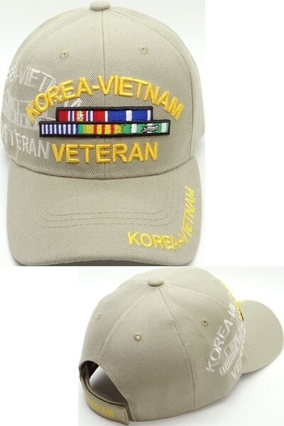KOREA - VIETNAM VETERAN (tan)