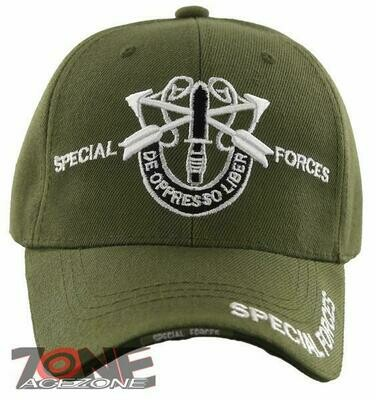SPECIAL FORCES (green)