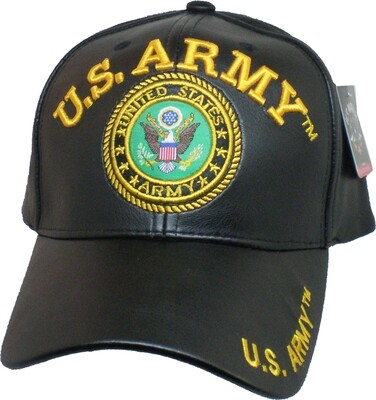 U.S. ARMY (leather)